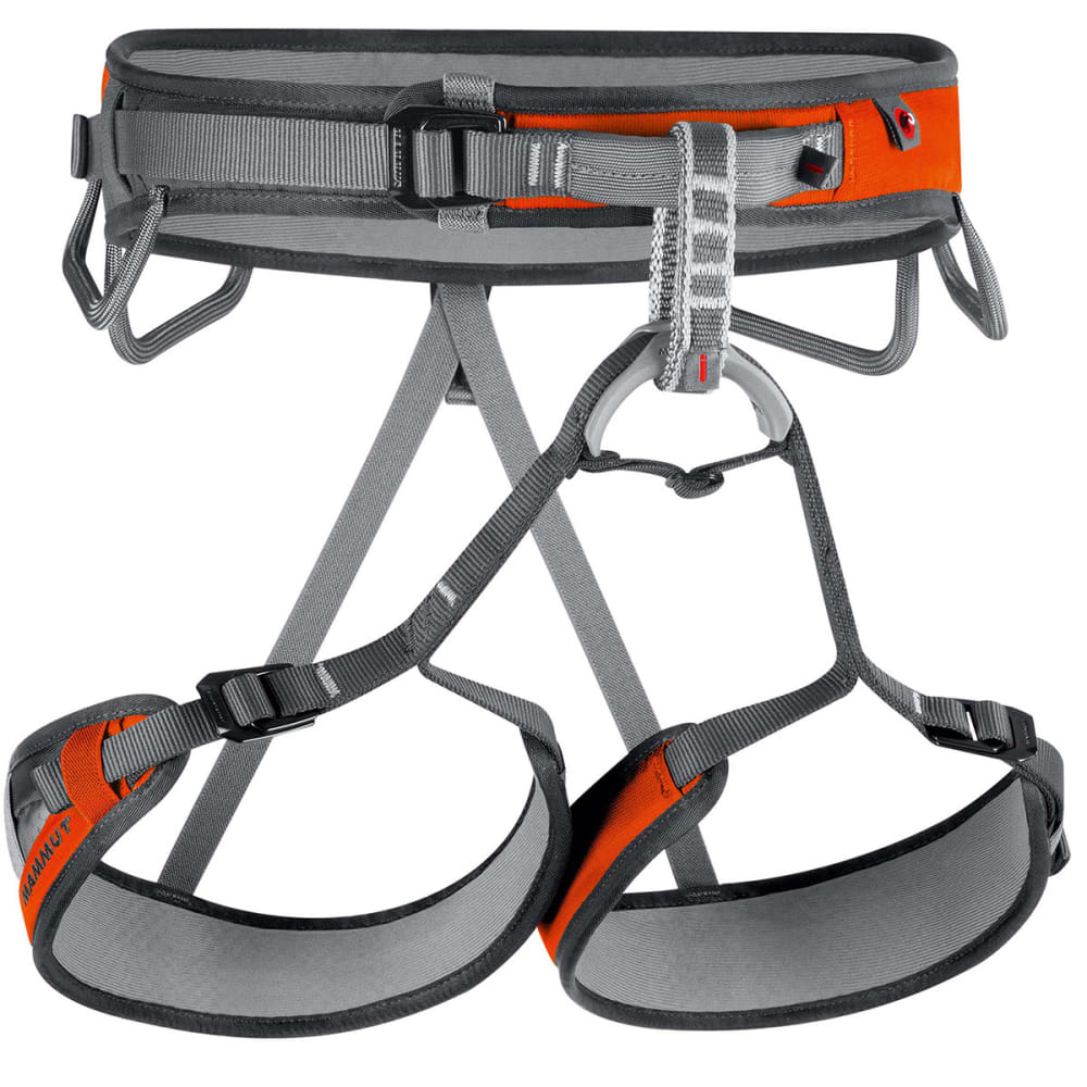 MAMMUT Ophir 3 Slide Climbing Harness Crag Bag - NEUTRAL GREY