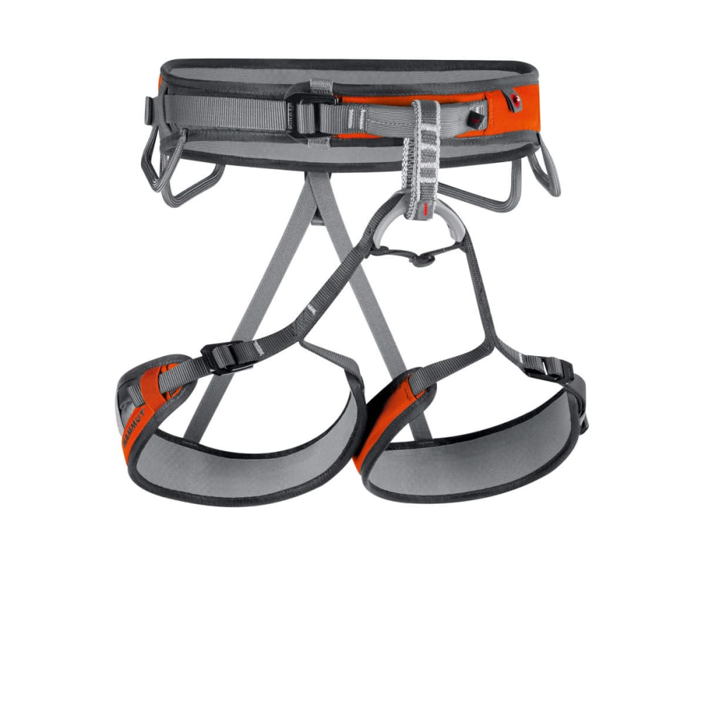 MAMMUT Ophir 3 Slide Climbing Harness - ORANGE/GREY