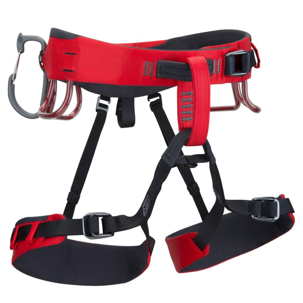 BLACK DIAMOND Xenos Climbing Harness - FIRE RED