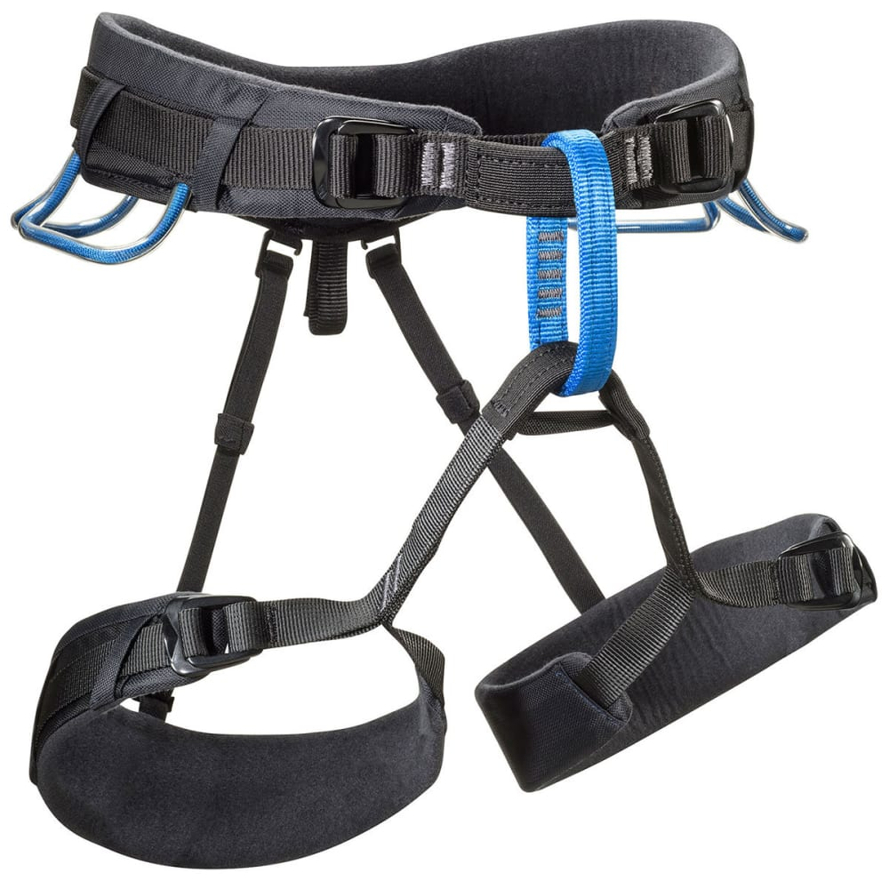 BLACK DIAMOND Momentum DS Climbing Harness - SMOKE/POWELL