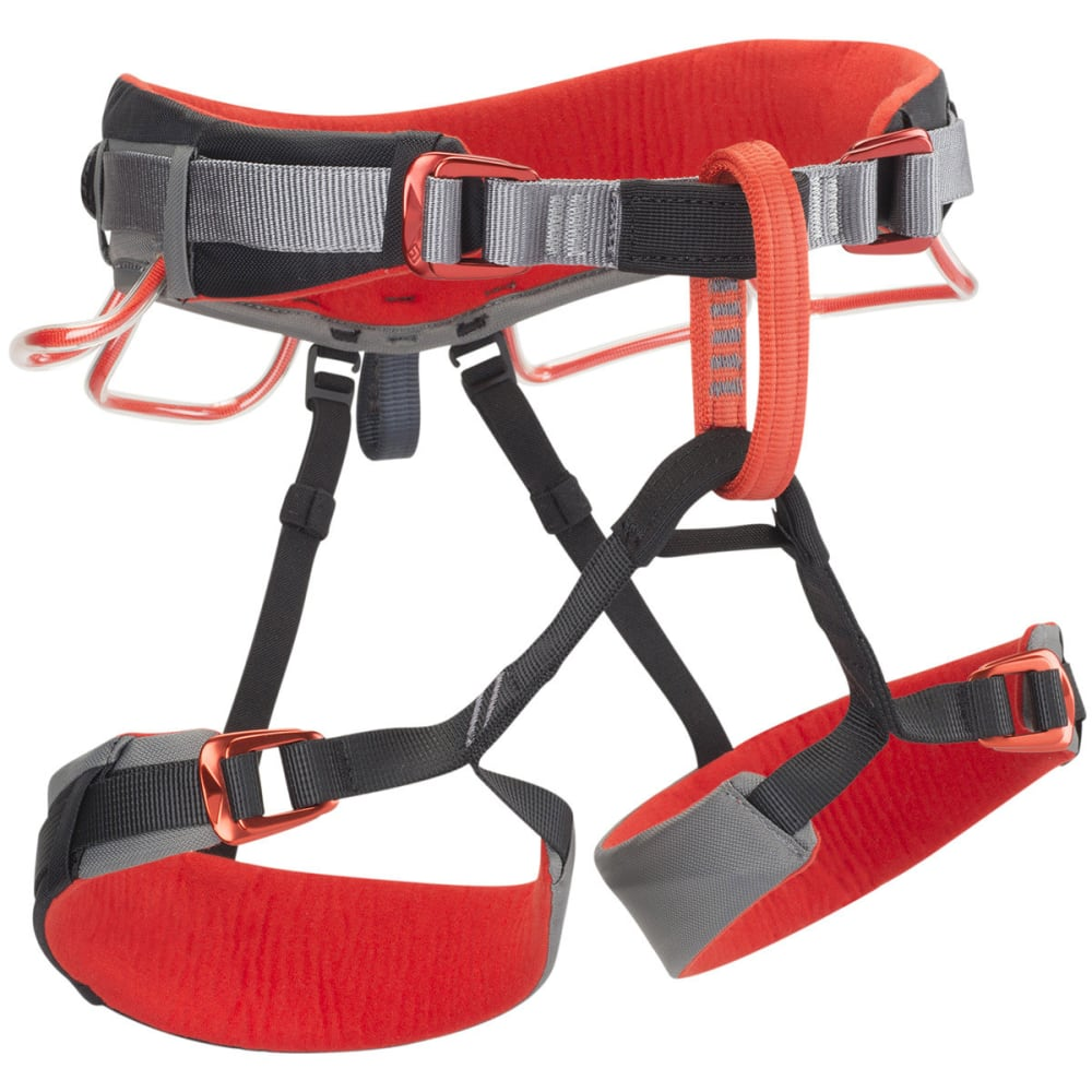 BLACK DIAMOND Momentum DS Climbing Harness - STEEL