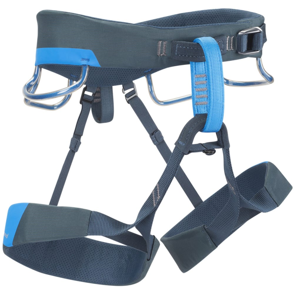 BLACK DIAMOND Chaos Climbing Harness - BLUE
