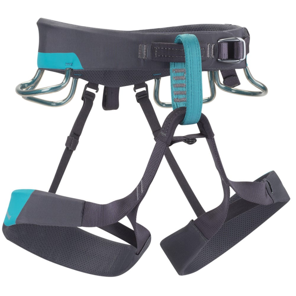 BLACK DIAMOND Women's Ethos Climbing Harness - CORAL REEF