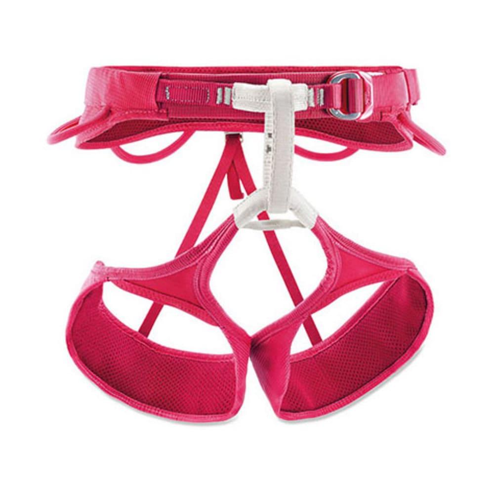 PETZL Women's Selena Climbing Harness - RASPBERRY