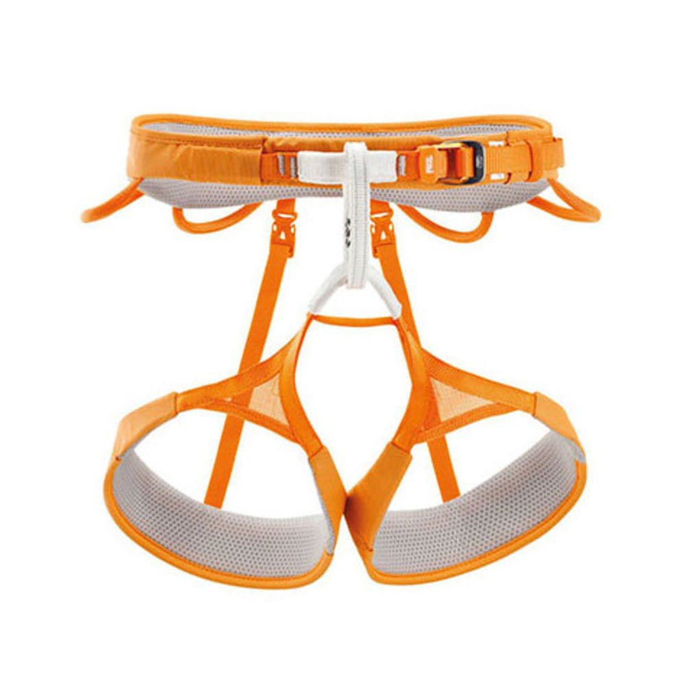 PETZL Hirundos Climbing Harness, 2015 - ORANGE