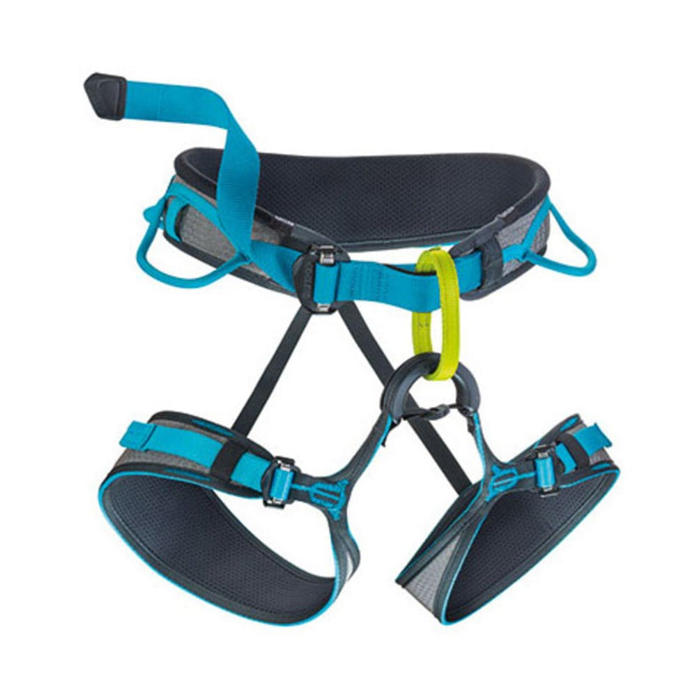 EDELRID Jay Climbing Harness - SLATE/ICE