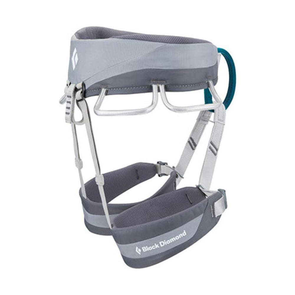 BLACK DIAMOND Women's Primrose Climbing Harness - MOROCCAN BLUE