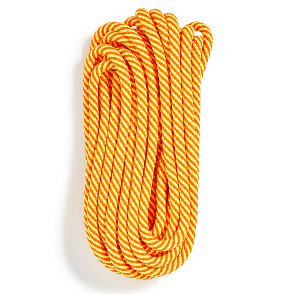 STERLING 7mm x 21 ft. Cordelette Rope - ORANGE/YELLOW STRIPE
