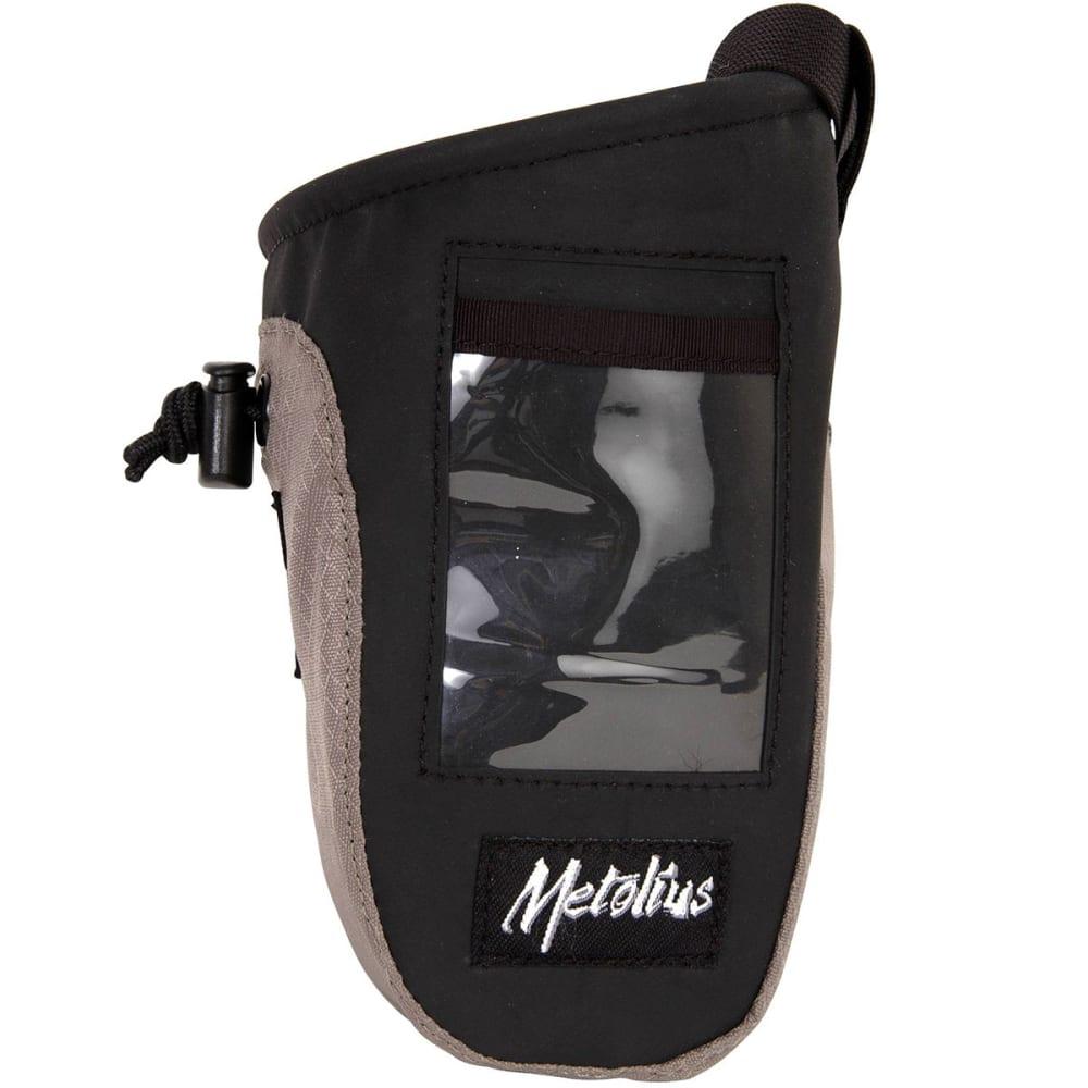 METOLIUS Techno ID Chalk Bag - BLACK