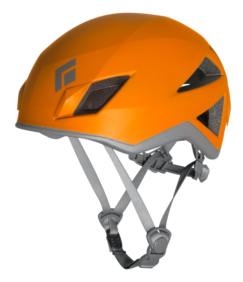 BLACK DIAMOND Vector Climbing Helmet - ORANGE