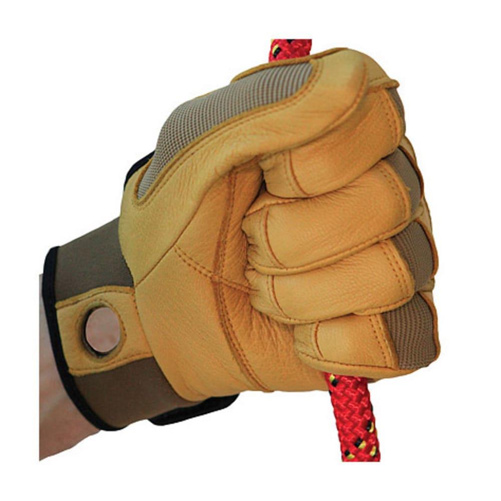 PETZL Men's Cordex Belay Gloves - TAN