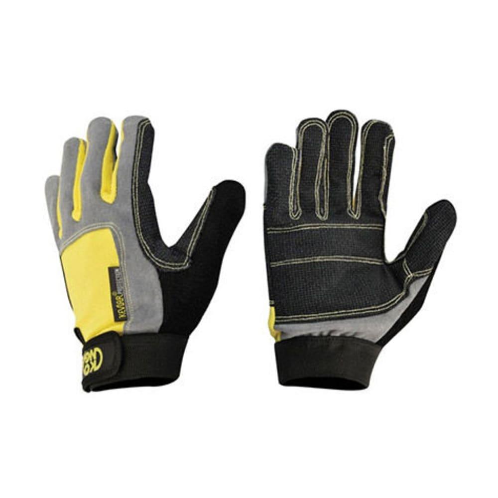 KONG USA Full Gloves - BLACK