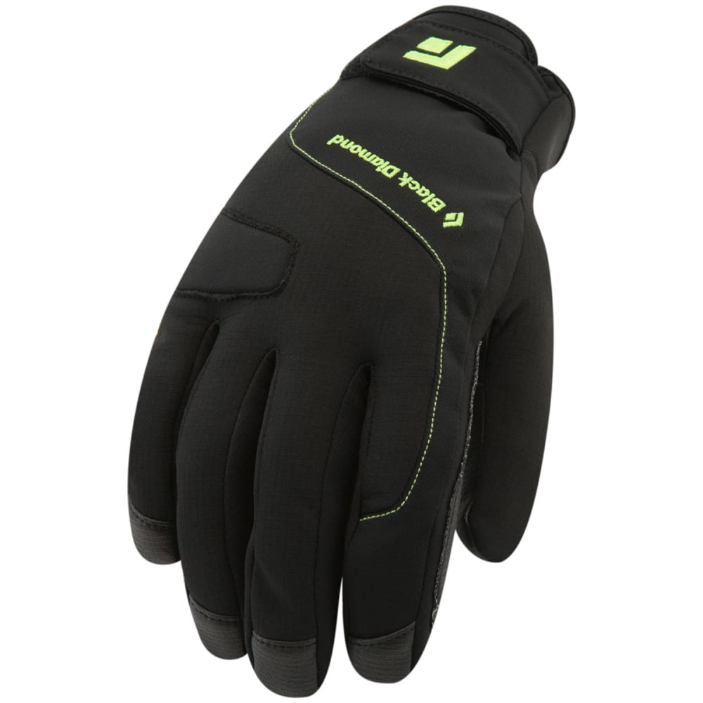 BLACK DIAMOND Torque Gloves - BLACK