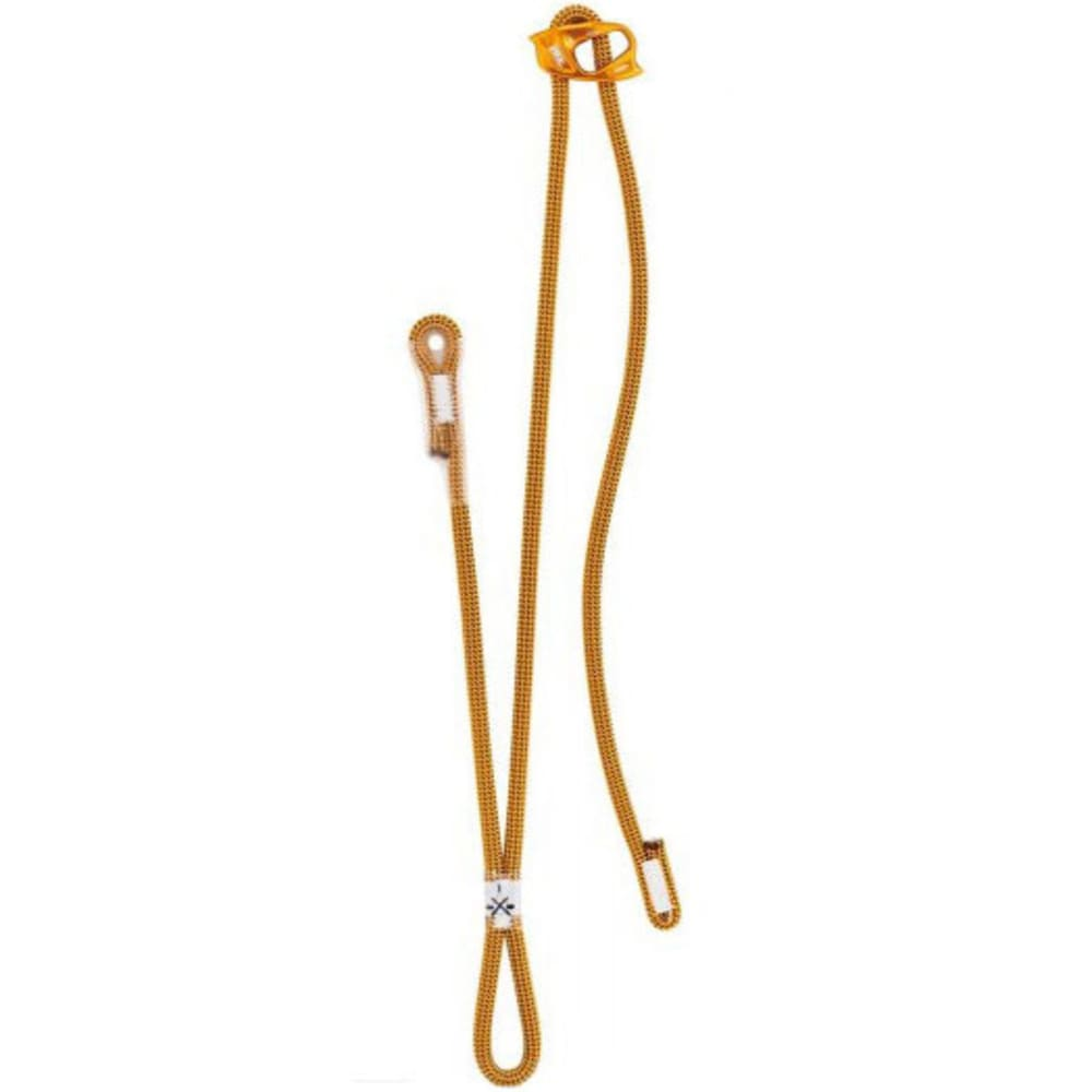 PETZL Dual Connect Adjust Positioning Lanyard - NONE