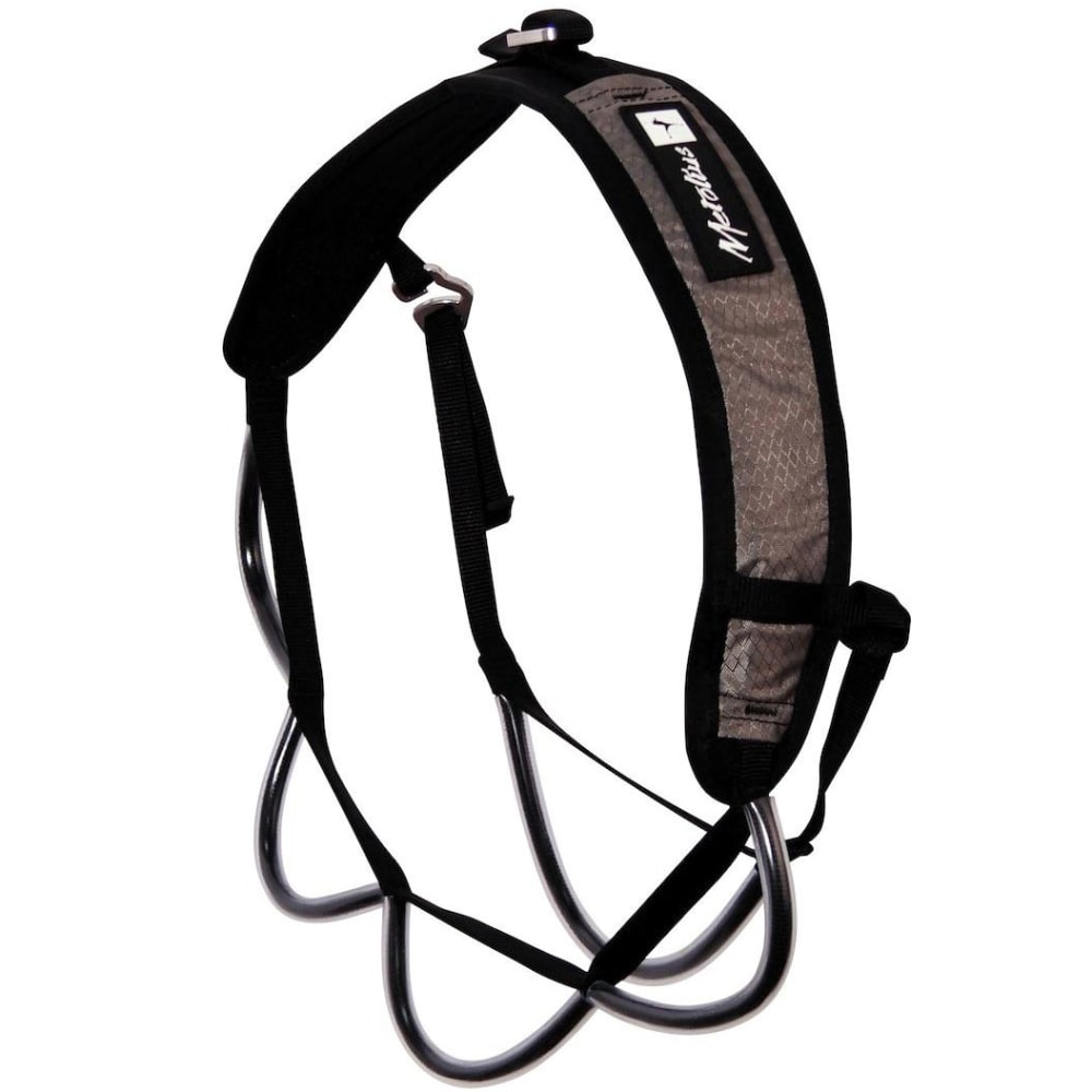 METOLIUS Multi-Loop Double D Gear Sling - PEWTER