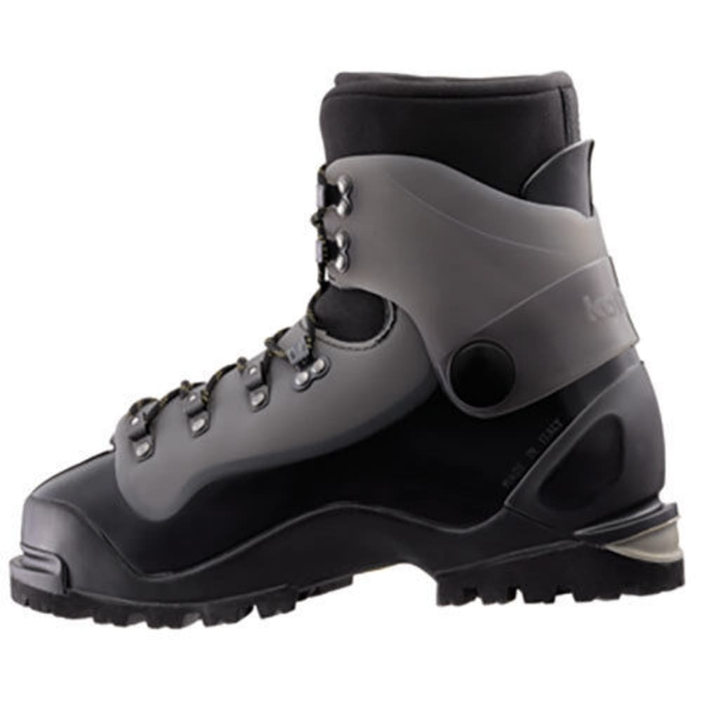 KOFLACH Men's Degre Alpine Mountaineering Boots - BLACK