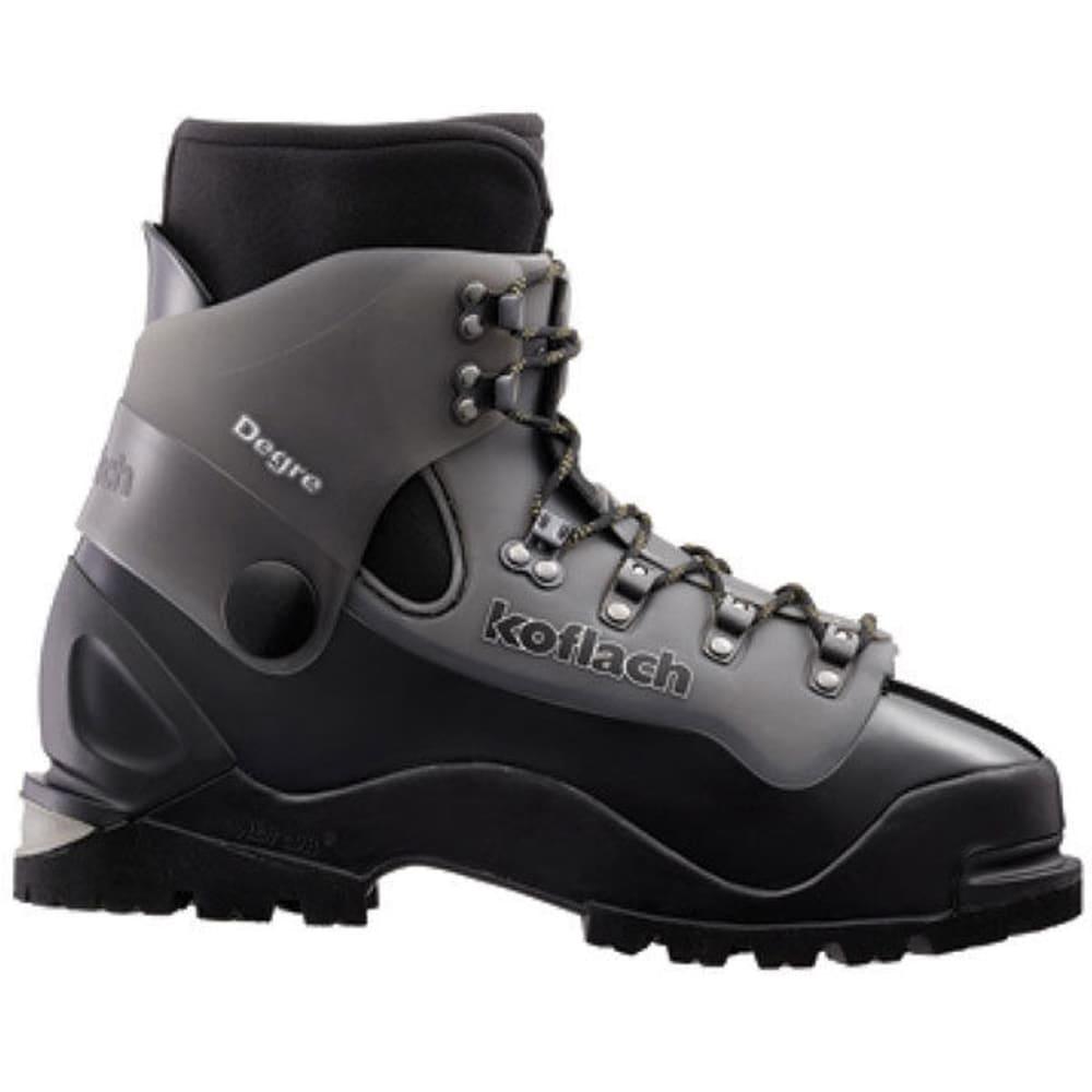 KOFLACH Men's Degre Alpine Mountaineering Boots - BLACK