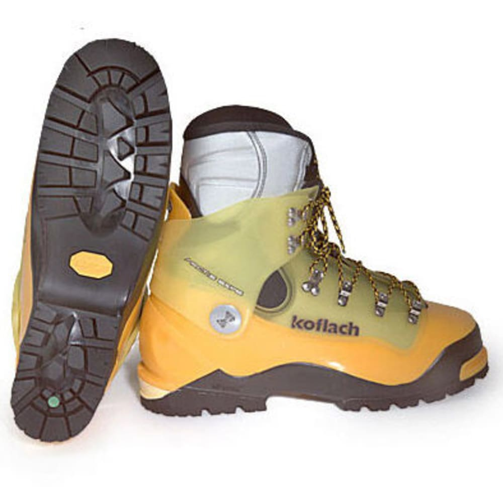 KOFLACH Arctis Expe Plastic Boots - YELLOW