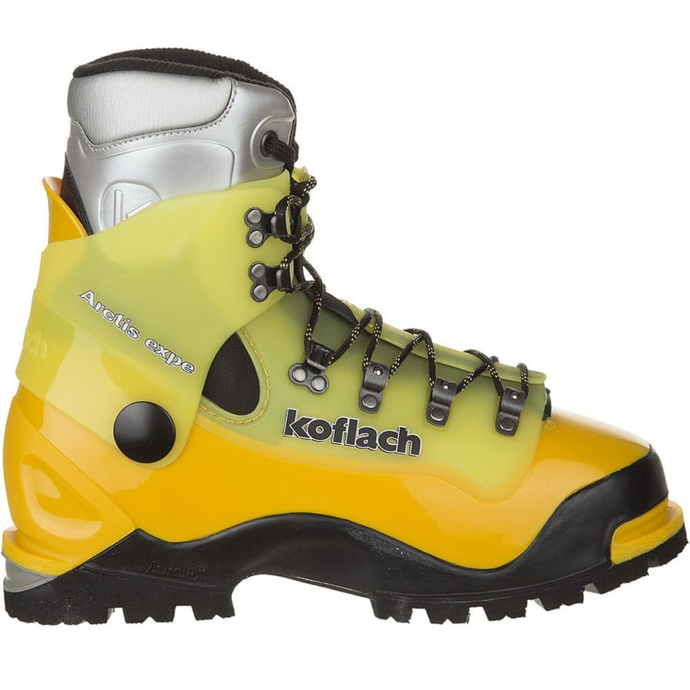 KOFLACH Mens Arctis Expe Plastic Boots 14