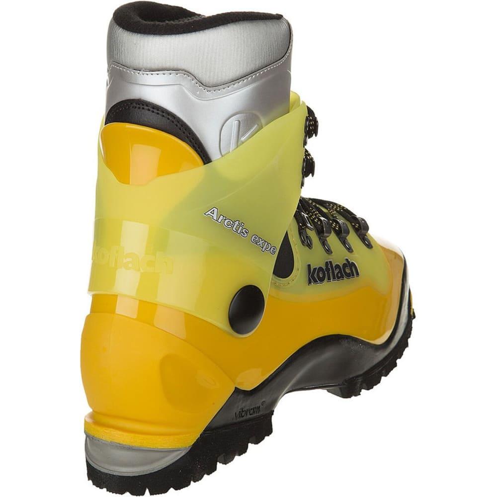 KOFLACH Men's Arctis Expe Plastic Boots '14 - YELLOW