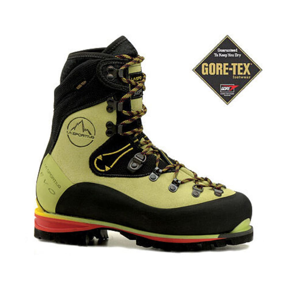 LA SPORTIVA Women's Nepal Evo GTX Mountaineering Boots - LIME