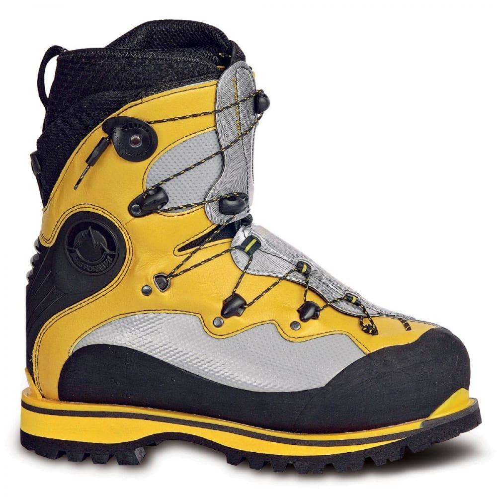 LA SPORTIVA Men's Spantik Mountaineering Boots - YELLOW