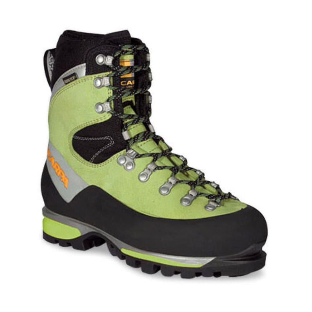 SCARPA Women's Mont Blanc GTX Mountaineering Boots - KIWI