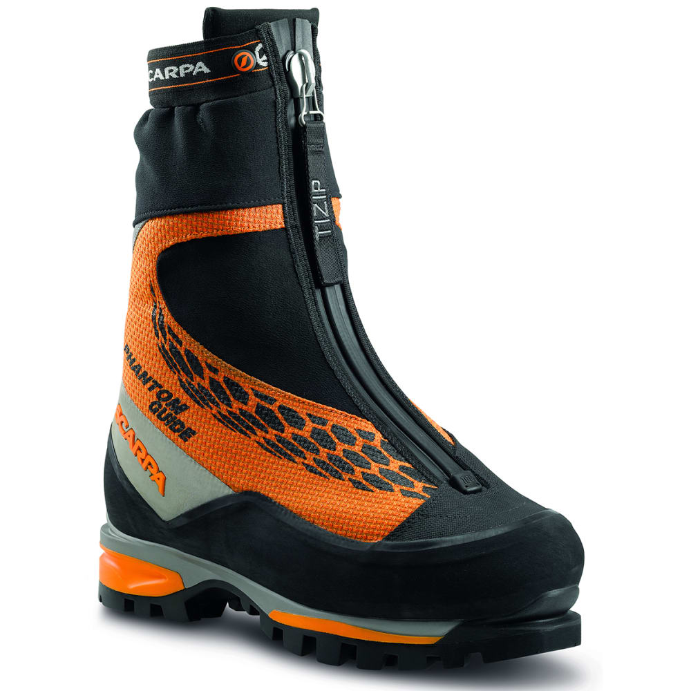 SCARPA Men's Phantom Guide Mountaineering Boots - ORANGE