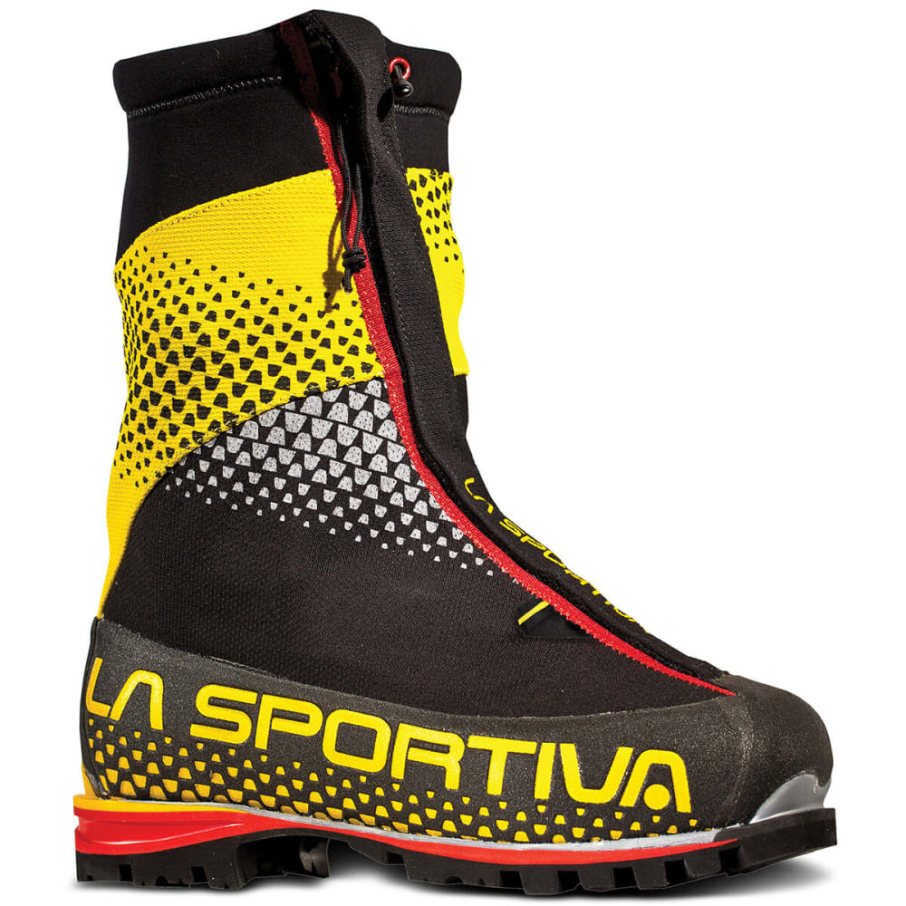LA SPORTIVA G2 SM Mountaineering Boots - YELLOW