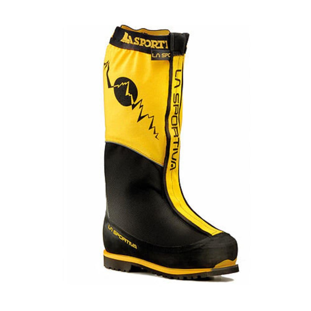 LA SPORTIVA Olympus Mons EVO Mountaineering Boots - YELLOW/BLACK