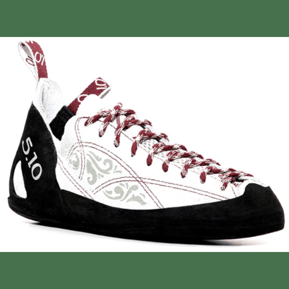 FIVETEN Women's Fox Climbing Shoes - IVORY