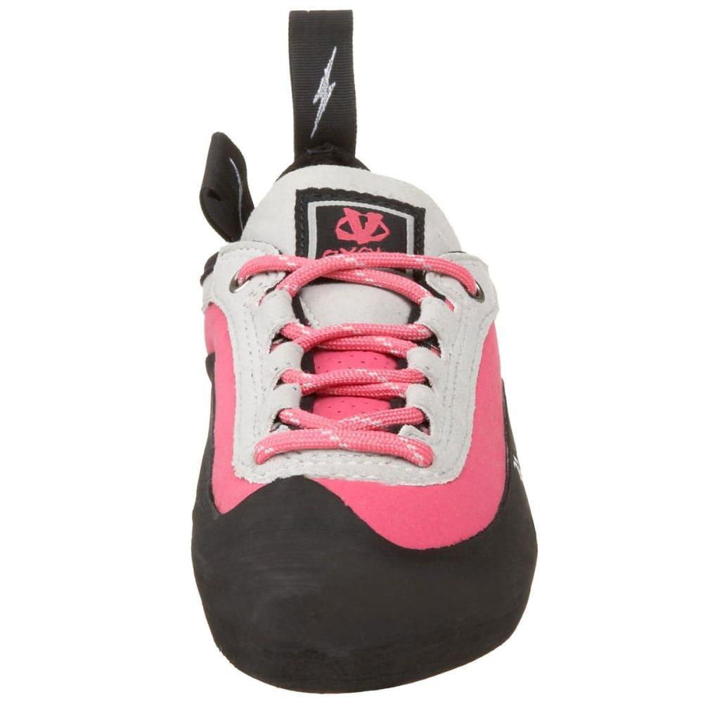EVOLV Women's Rockstar Climbing Shoes - PINK