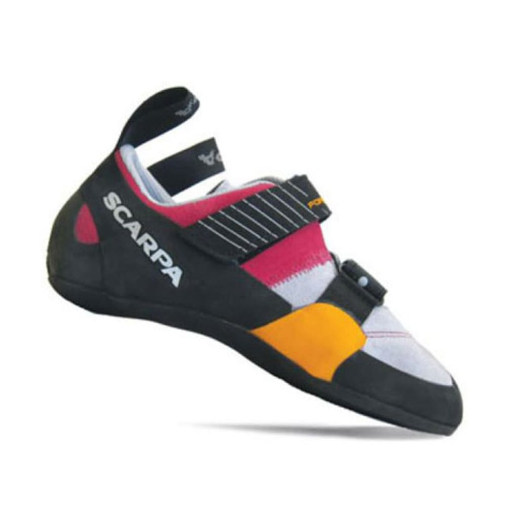 SCARPA Women's Force X Climbing Shoes - LIP GLOSS