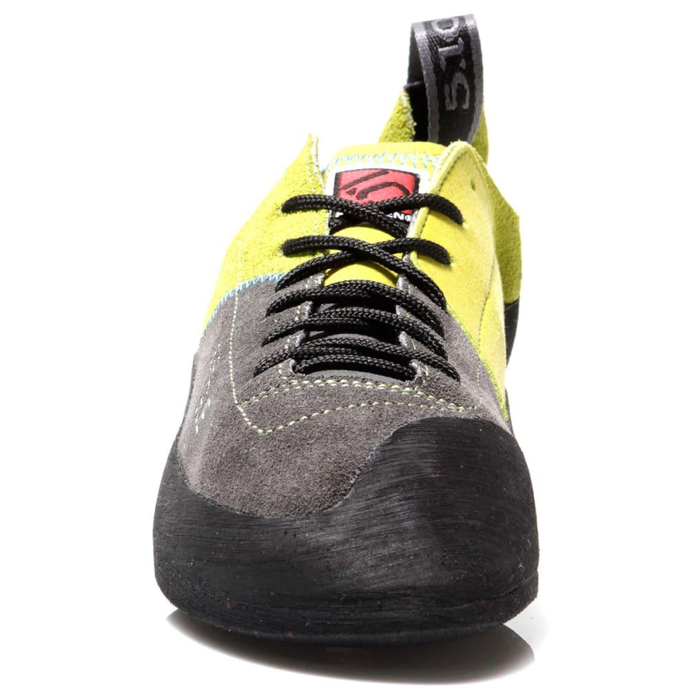 FIVE TEN Rogue Lace-Up Climbing Shoes - NEON GREEN / CHARCOA