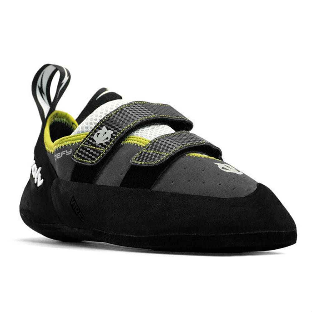 EVOLV Defy Climbing Shoes - CHARCOAL