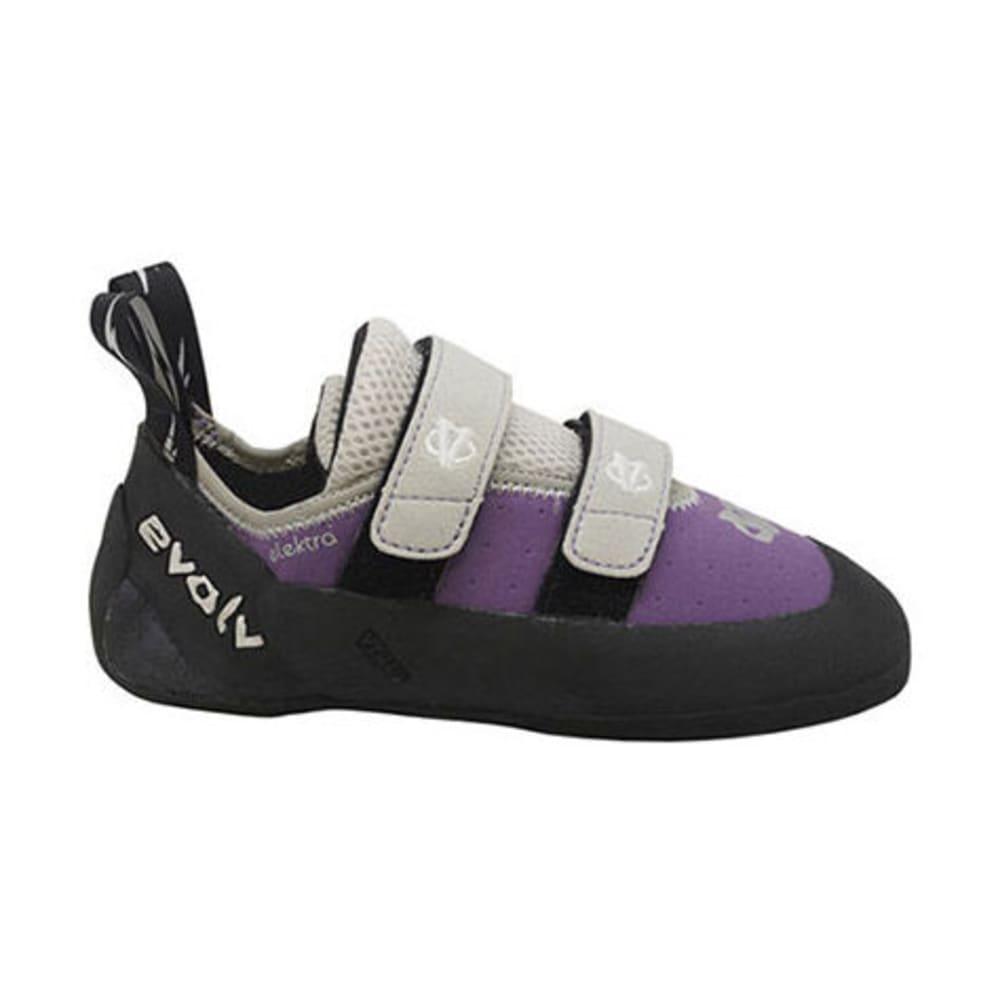 EVOLV Women's Elektra Climbing Shoes, Violet - VIOLET