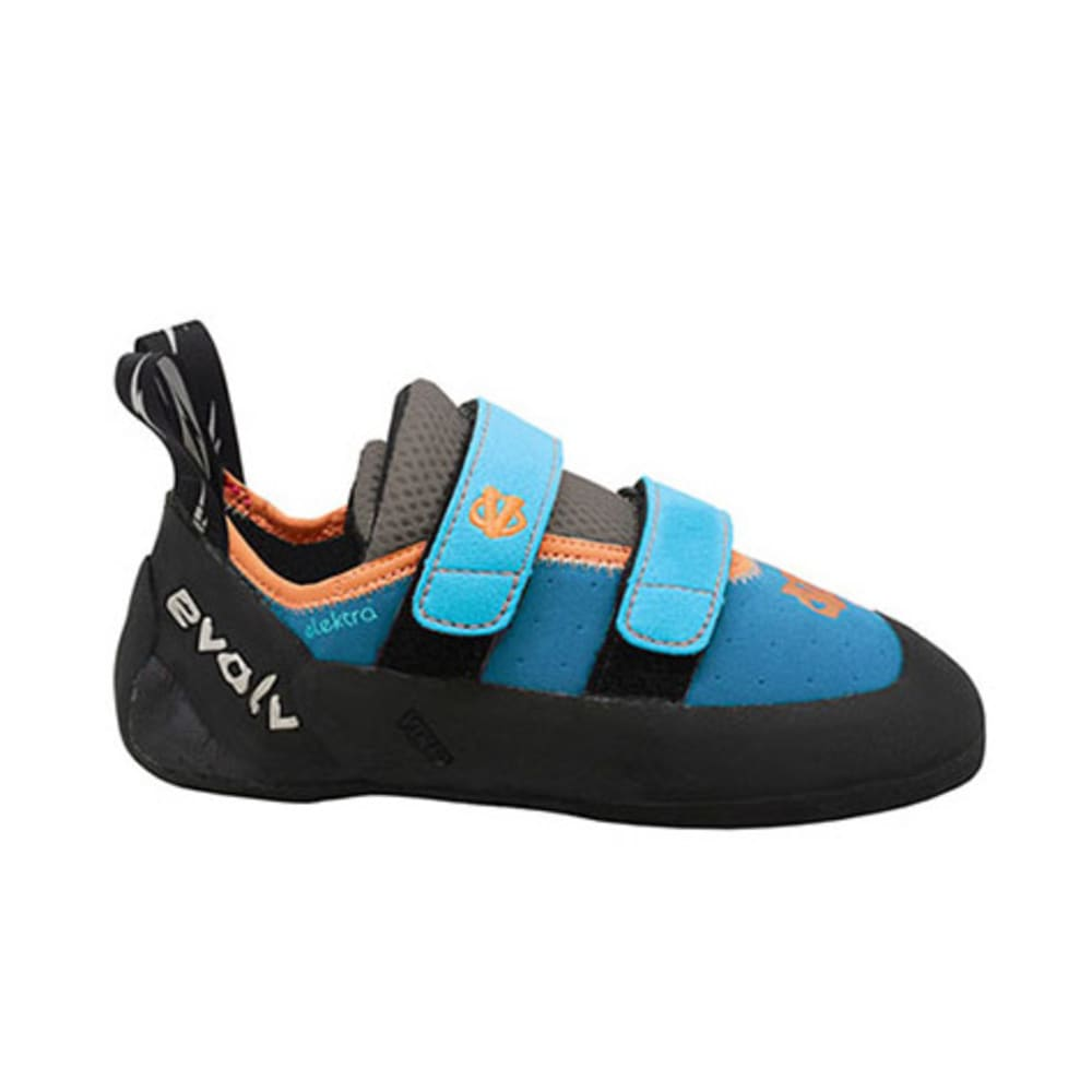 EVOLV Women's Elektra Climbing Shoes, Teal - TEAL