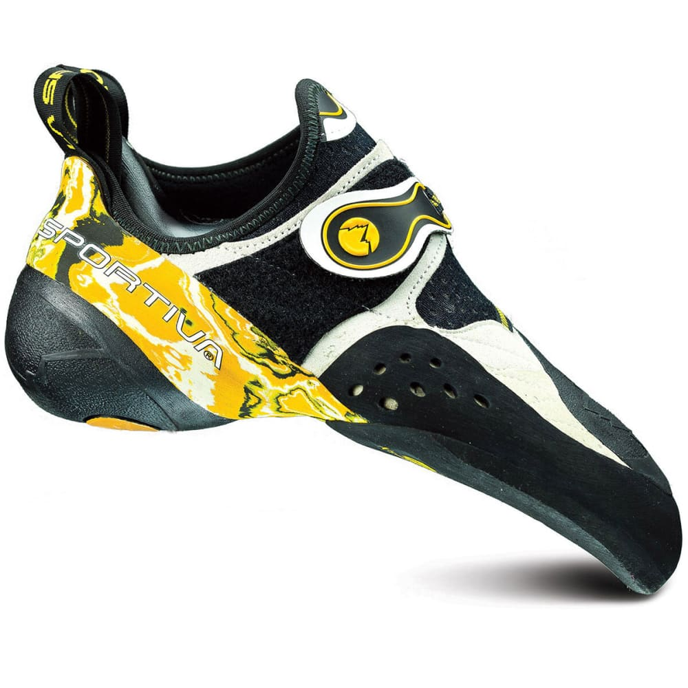 LA SPORTIVA Men's Solution Climbing Shoes 38