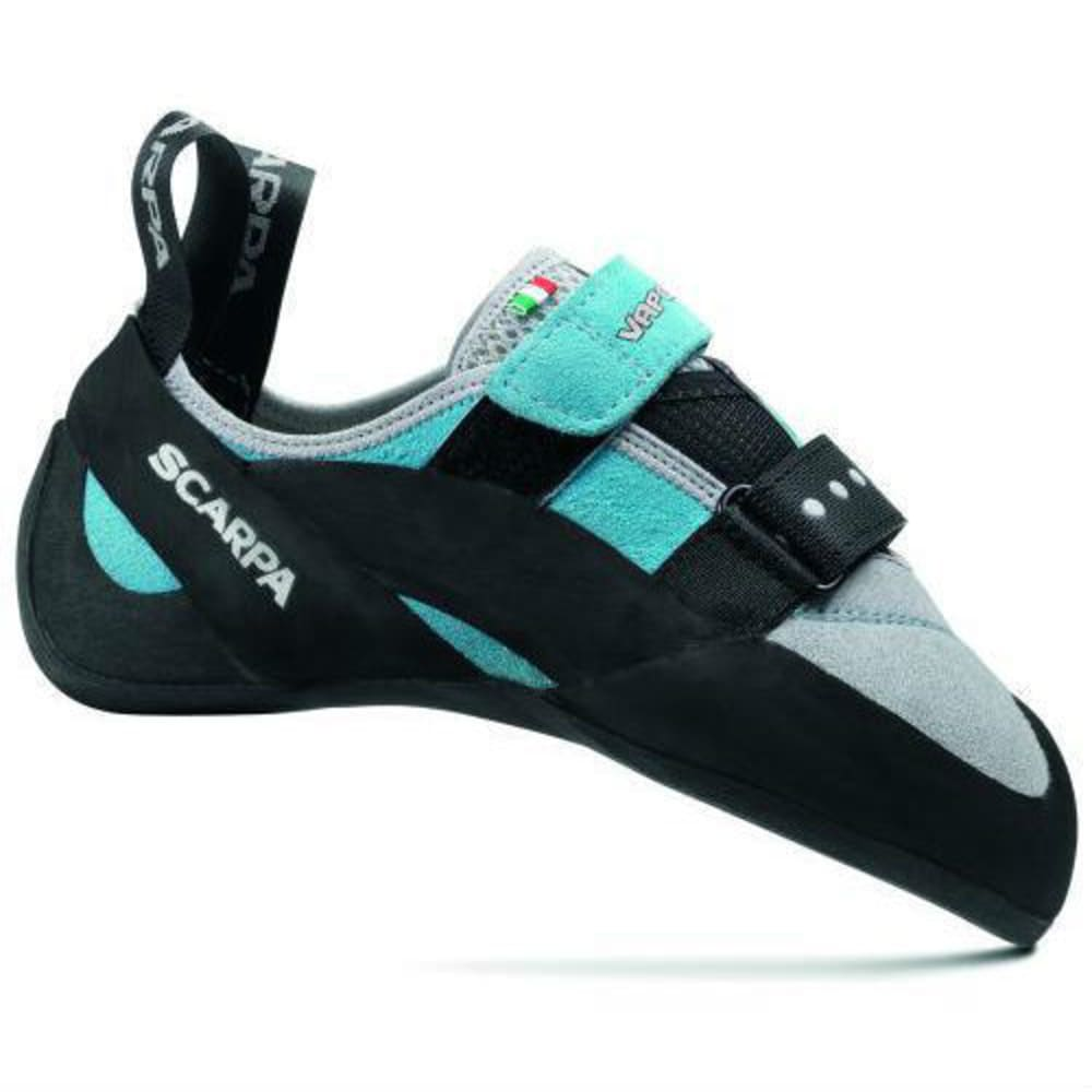 SCARPA Women's Vapor V Climbing Shoes, 2014 - TURQUOISE