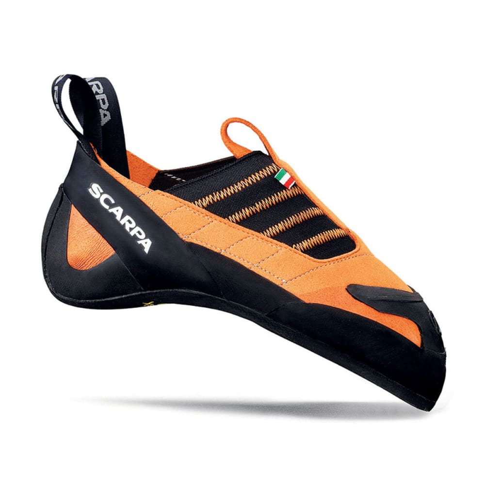 SCARPA Instinct S Climbing Shoes - ORANGE