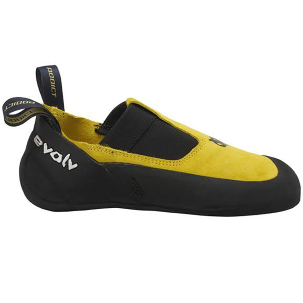 EVOLV Addict Climbing Shoes - YELLOW