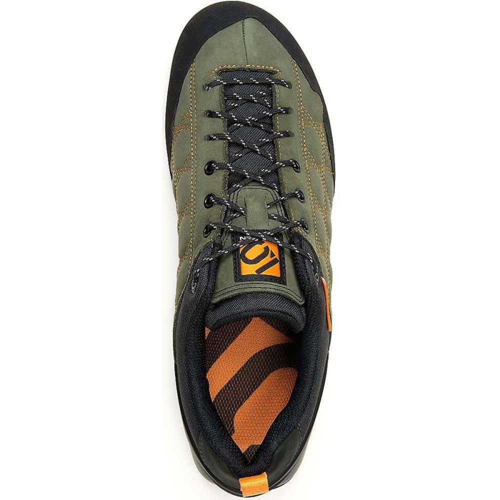 FIVE TEN Men's Guide Tennie Hiking Shoes - BASE GREEN