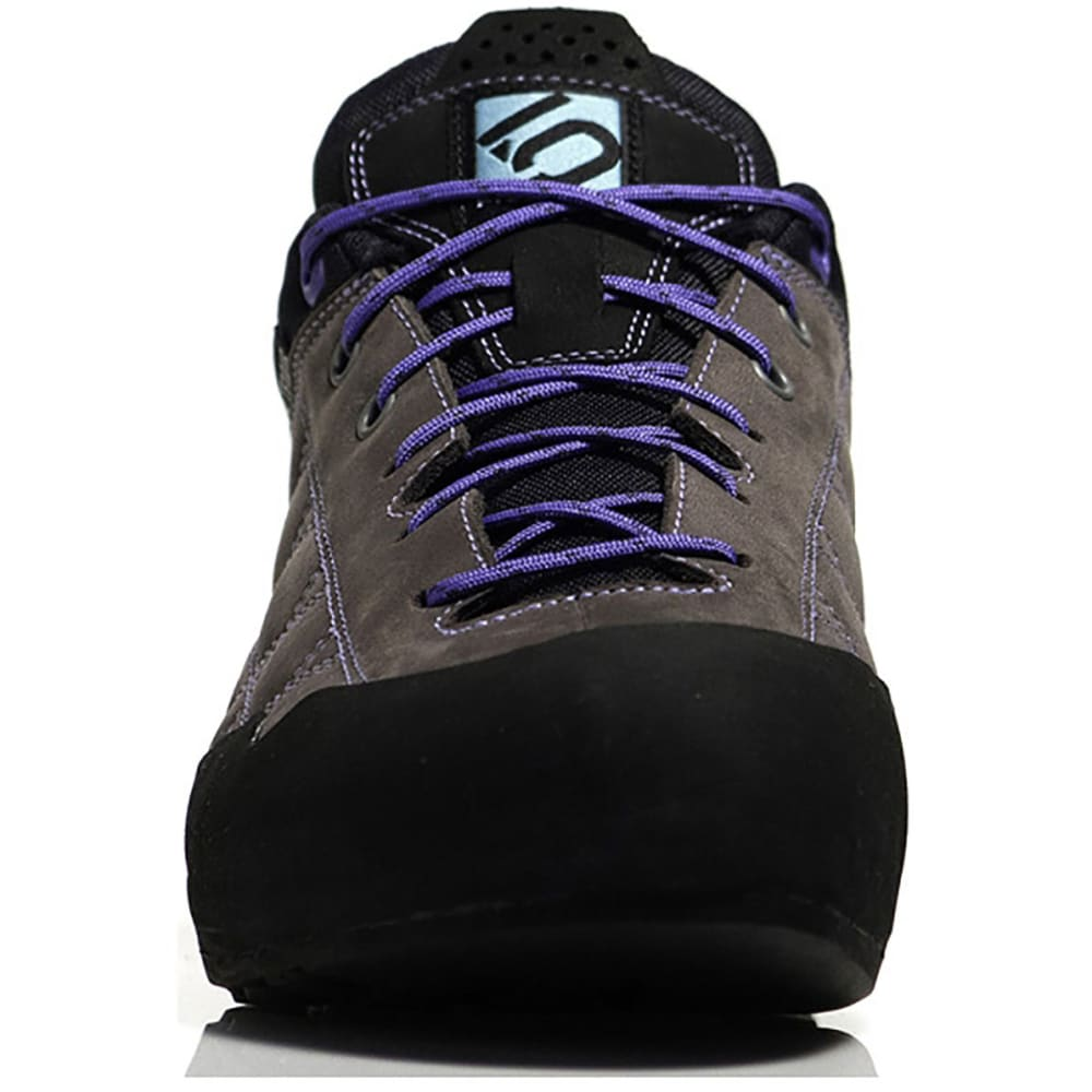 FIVE TEN Women's Guide Tennie Hiking Shoes - CHARCOAL/IRIS