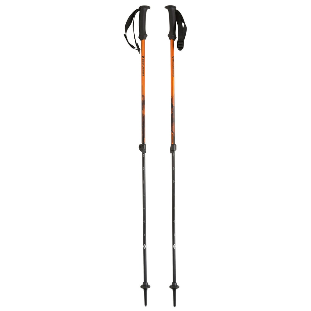 BLACK DIAMOND Kids' First Strike Trekking Poles, 2014 - ORANGE
