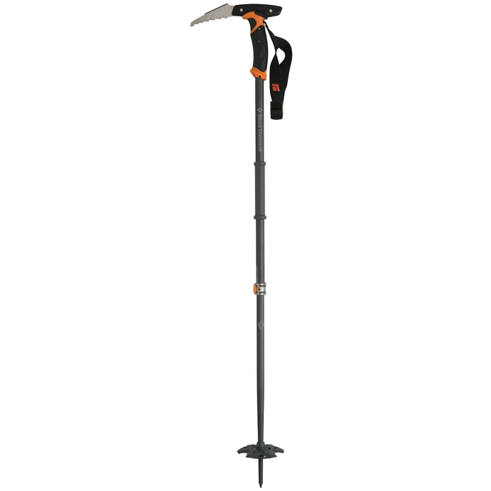 BLACK DIAMOND Whippet Ski Mountaineering Pole - BD ORANGE