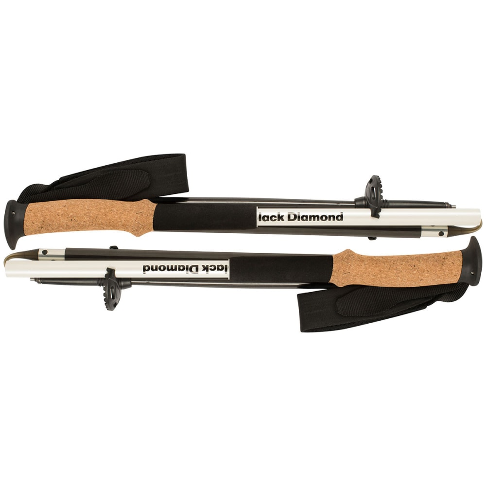 BLACK DIAMOND Alpine Carbon Z Trekking Poles - PEARL BLACK