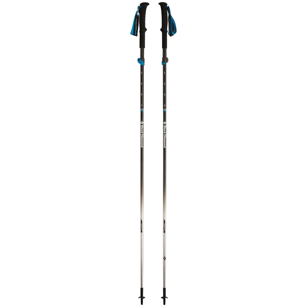 BLACK DIAMOND Distance FLZ Trekking Poles - CARBON