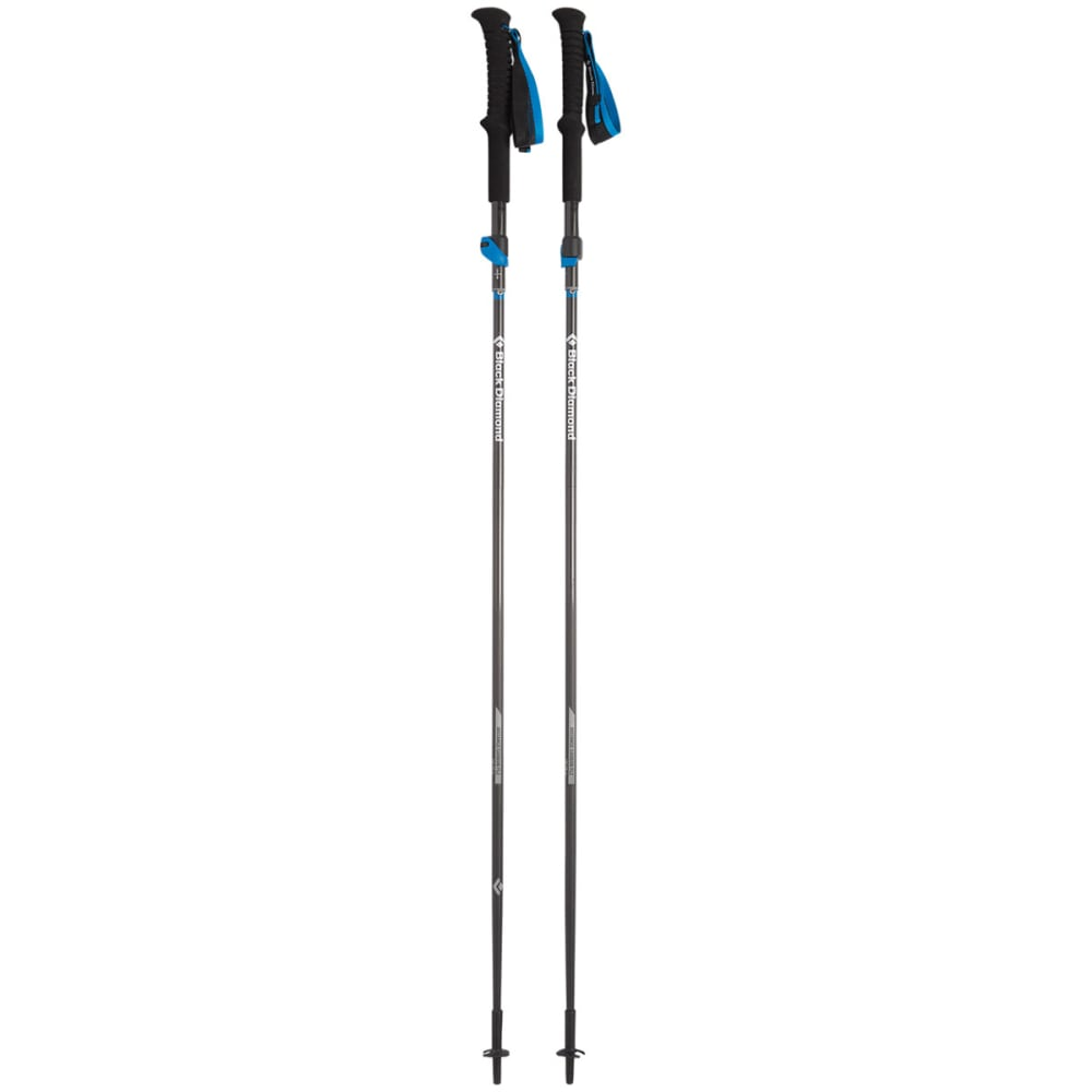 BLACK DIAMOND Distance Carbon FLZ Trekking Poles - CARBON