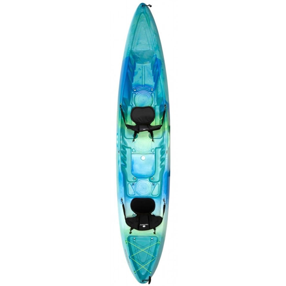 PERCEPTION Rambler 13.5 Tandem Kayak - DEJVA VU