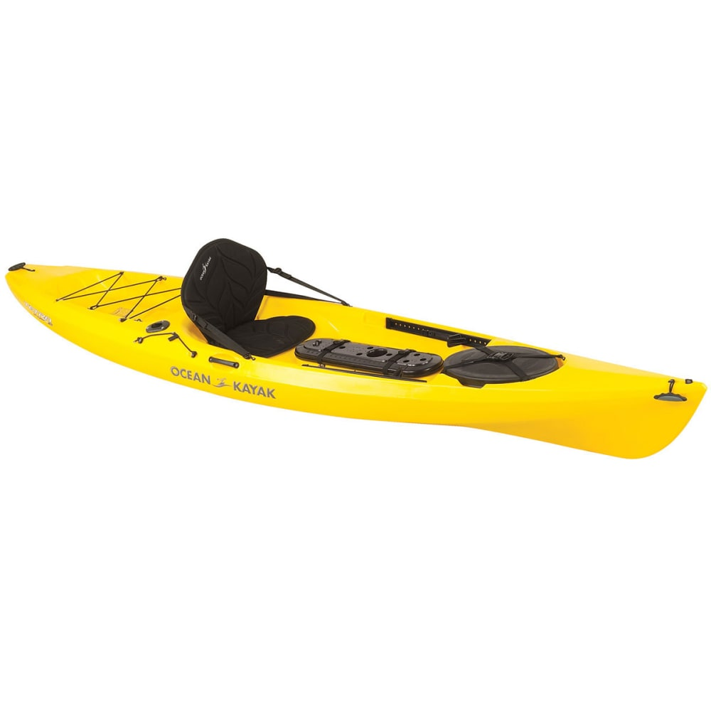 OCEAN KAYAK Tetra 10 Angler Kayak - YELLOW
